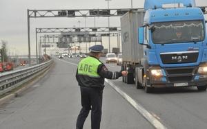 Перегруз грузового автомобиля: размеры штрафов и последствия