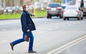 Какой штраф грозит за переход дороги в неположенном месте